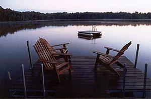 Swimming Dock and Raft