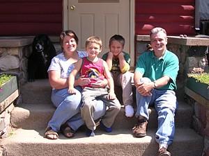 Einspanier Family Photo