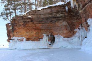 Apostle Islands Lake Superior Ice Caves