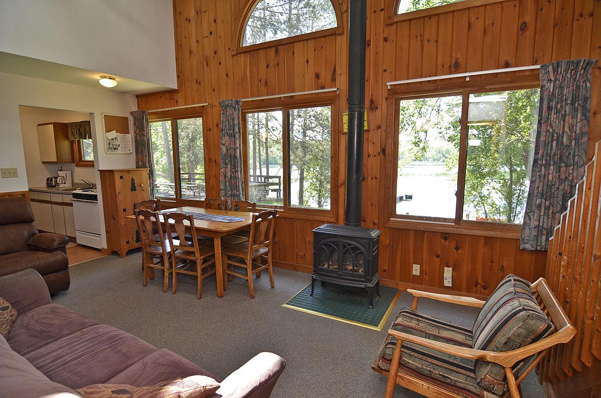 Cabin 12 Lakeside Cabin Rental