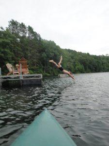 Dock Dive