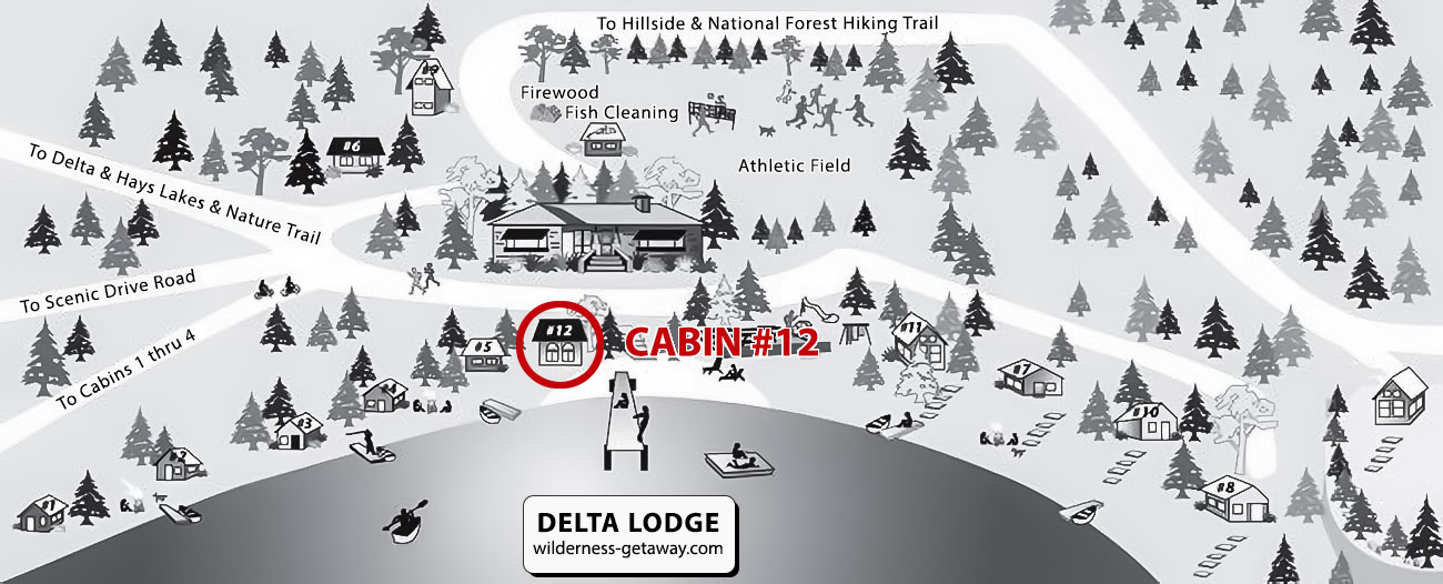 Cabin 12